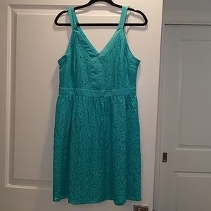 Lace sundress!